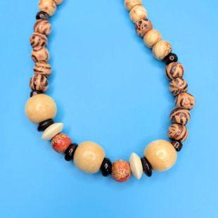 Wooden Beads & No Bells