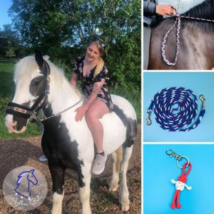 When your outfit matches your reins
